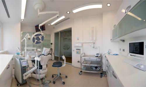 Dental Clinic Screening